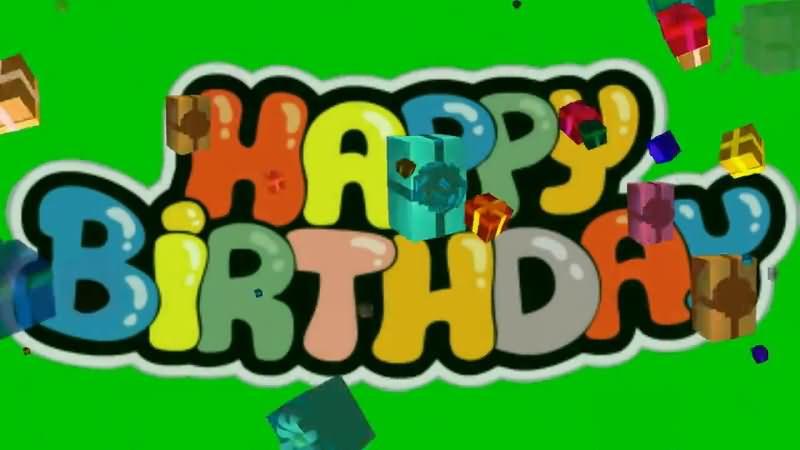 绿屏抠像HAPPY BIRTHDAY礼物盒.jpg