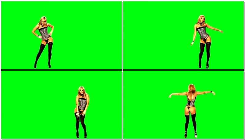 绿屏抠像黑丝跳舞金发美女.jpg