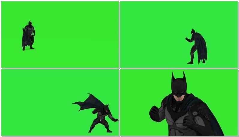 绿屏抠像战斗的蝙蝠侠.jpg