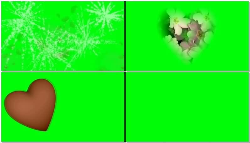 绿屏抠像各种红色爱心.jpg