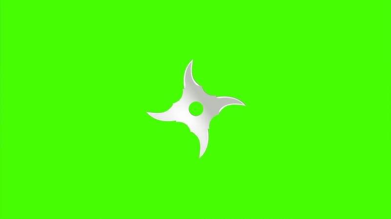 绿屏抠像旋转的忍者镖.jpg