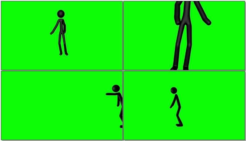 绿屏抠像行走的黑色火柴人.jpg