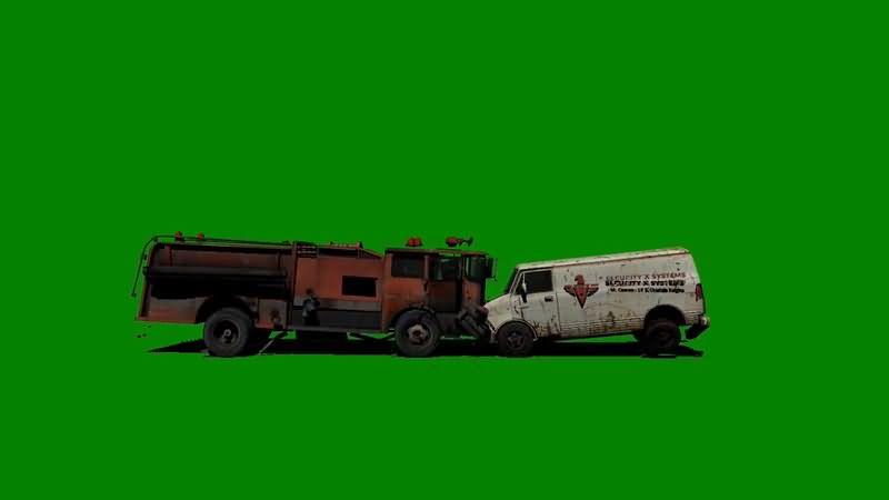 绿屏抠像两辆相撞的汽车.jpg