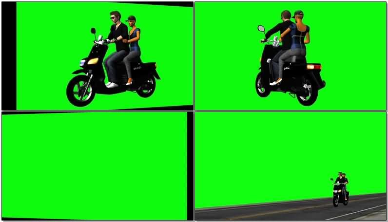 绿屏抠像骑摩托的情侣.jpg