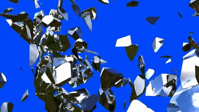 蓝屏抠像破碎的镜面玻璃.jpg