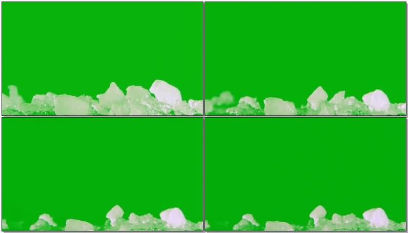 绿屏抠像融化的冰雪.jpg