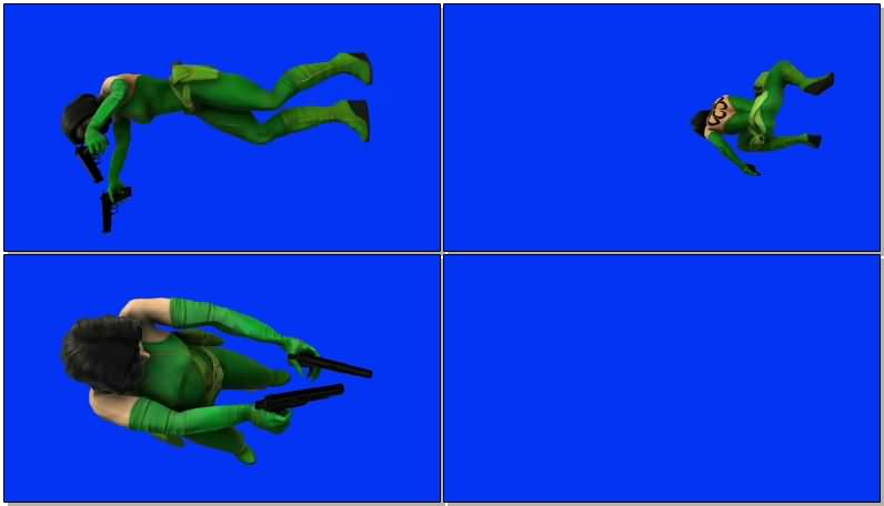 蓝屏抠像漫威旗下反派人物蝰蛇.jpg