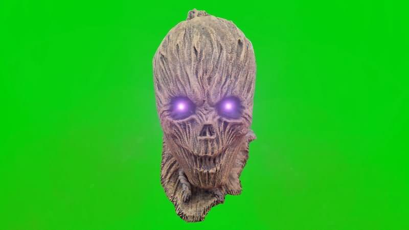 绿屏抠像眼睛闪光的骷髅怪物.jpg