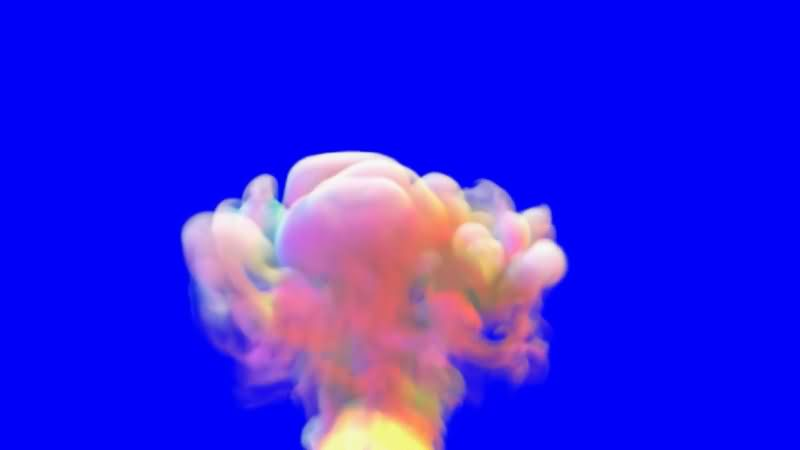 蓝屏抠像爆炸的白色蘑菇云.jpg
