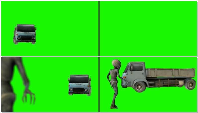 绿屏抠像卡车撞外星人.jpg