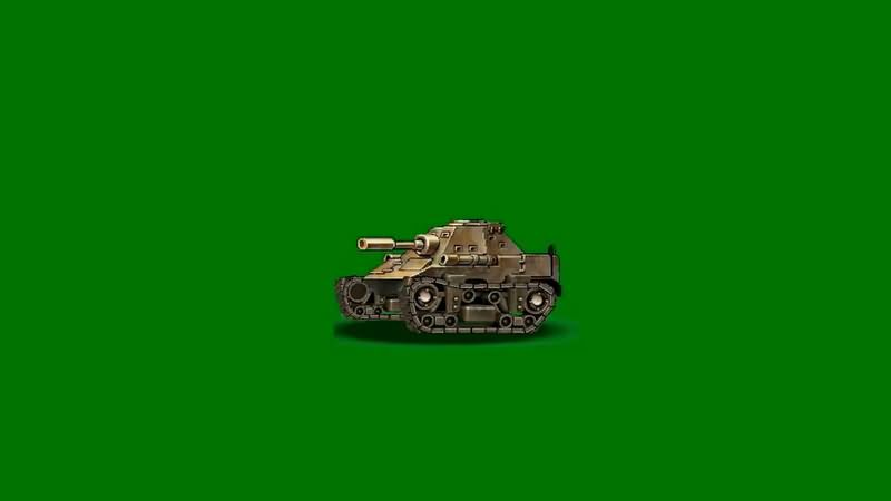 绿屏抠像卡通3D坦克2.jpg