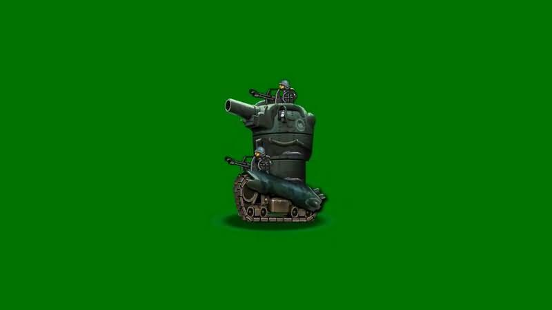 绿屏抠像卡通3D坦克3.jpg