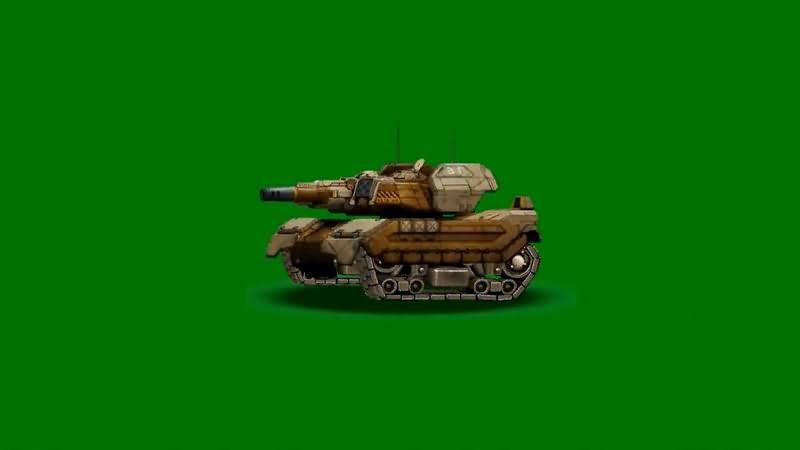 绿屏抠像卡通3D坦克4.jpg