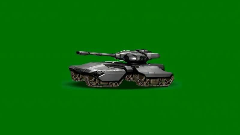 绿屏抠像卡通3D坦克5.jpg