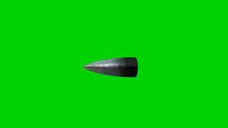 绿屏抠像旋转的金属子弹.jpg