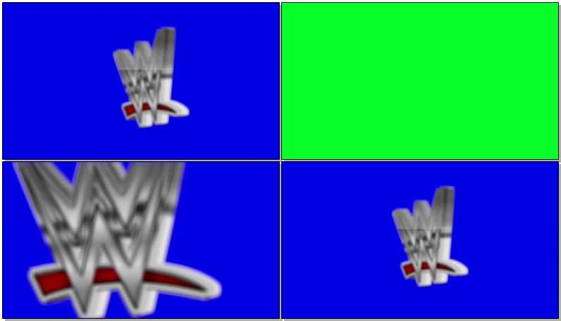 绿屏抠像3D旋转WWE标志.jpg