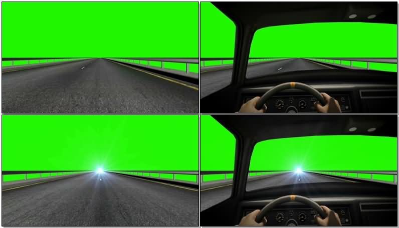 绿屏抠像第一视角开汽车.jpg