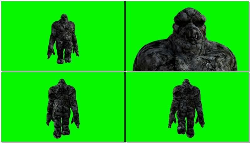 绿屏抠像石头人怪物.jpg