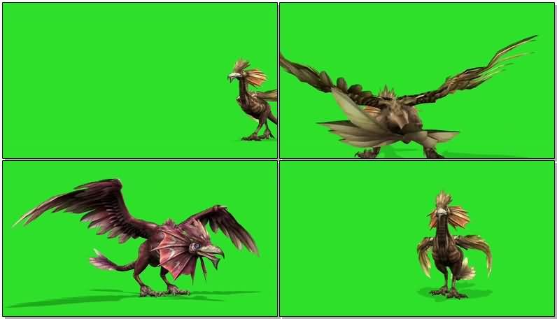 绿屏抠像奔跑的怪兽.jpg