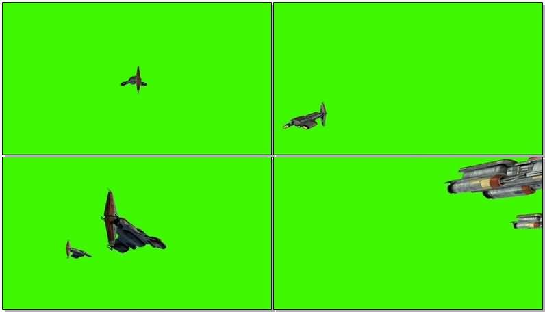 绿屏抠像外星飞船战舰.jpg