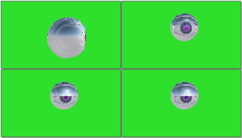 绿屏抠像滚动的球形机器人.jpg