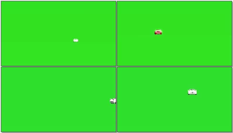 绿屏抠像开动的汽车.jpg