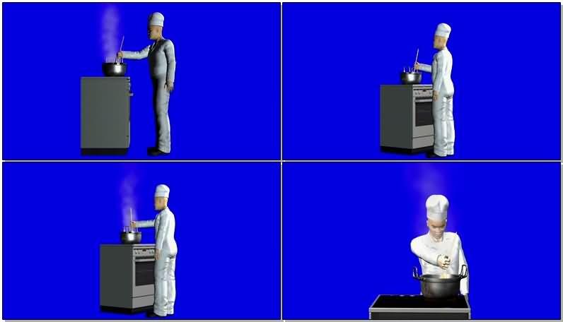 蓝屏抠像做饭的厨师.jpg