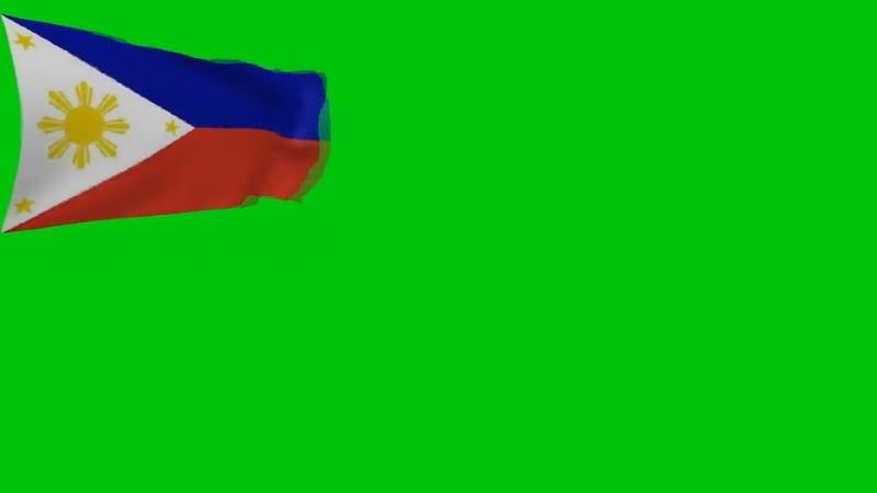 绿屏抠像菲律宾国旗.jpg