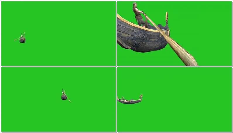 绿屏抠像划行的小船.jpg
