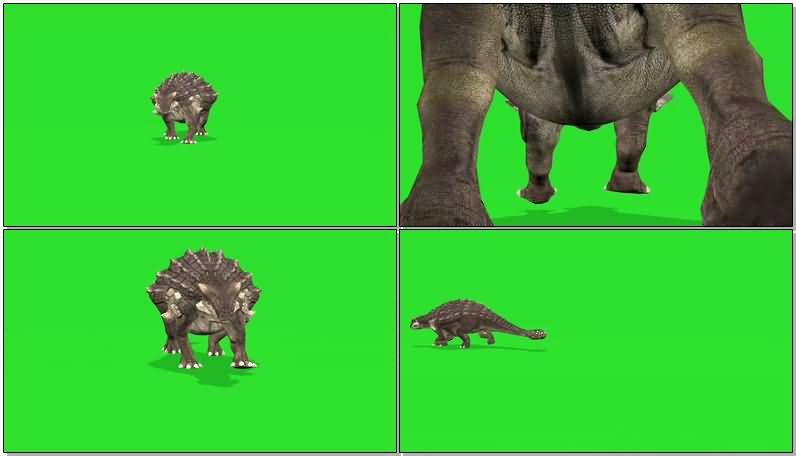 绿屏抠像巨型背甲龙.jpg