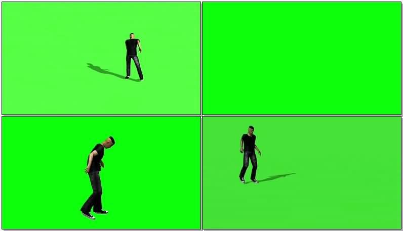 绿屏抠像喝醉酒的男子.jpg