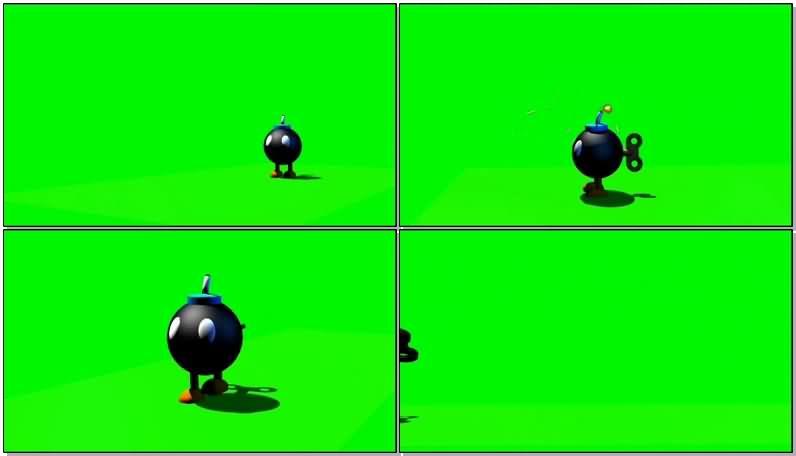 绿屏抠像行走的卡通炸弹.jpg
