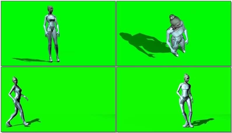 绿屏抠像创战纪科幻女性人物.jpg