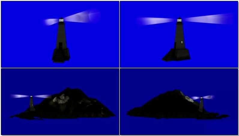 蓝屏抠像照明的灯塔.jpg