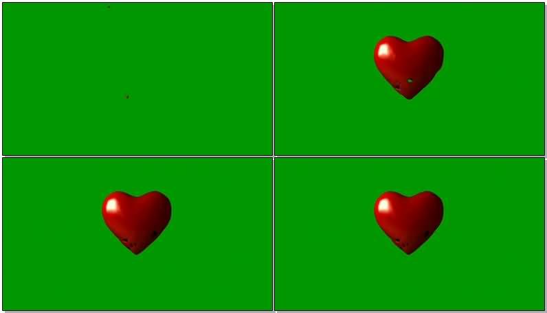 绿屏抠像红色的爱心.jpg