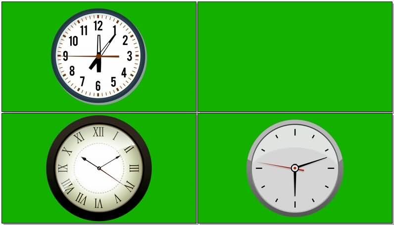 绿屏抠像各种钟表表盘.jpg