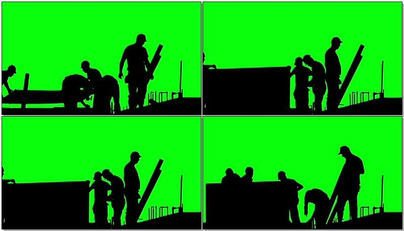 绿屏抠像工地建筑工人.jpg
