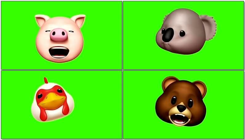 绿屏抠你卡通动画头像.jpg