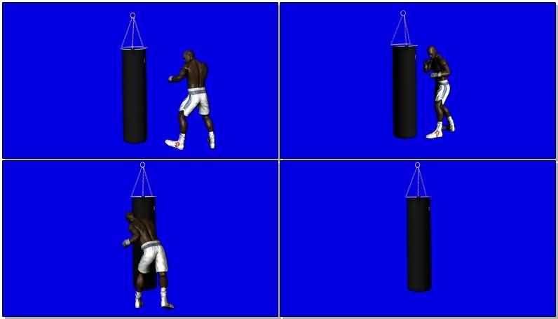 蓝屏抠像黑人拳击运动员.jpg