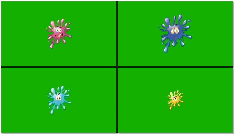 绿屏抠像卡通脸部表情.jpg