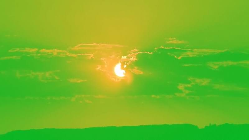 绿屏抠像晚霞落日夕阳.jpg