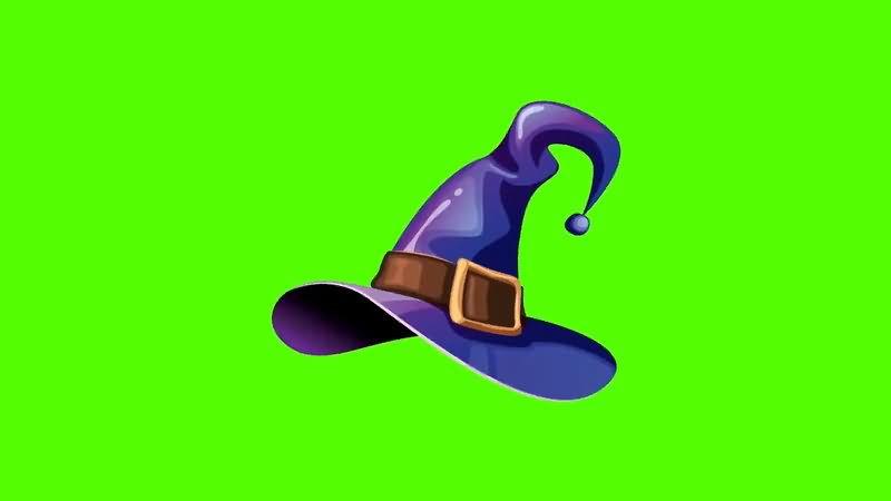 绿屏抠像哈利波特魔法帽.jpg