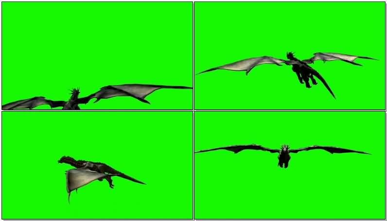 绿屏抠像天空中的飞龙.jpg