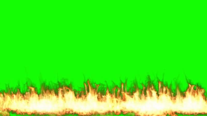 [4K]绿屏抠像燃烧的火线.jpg
