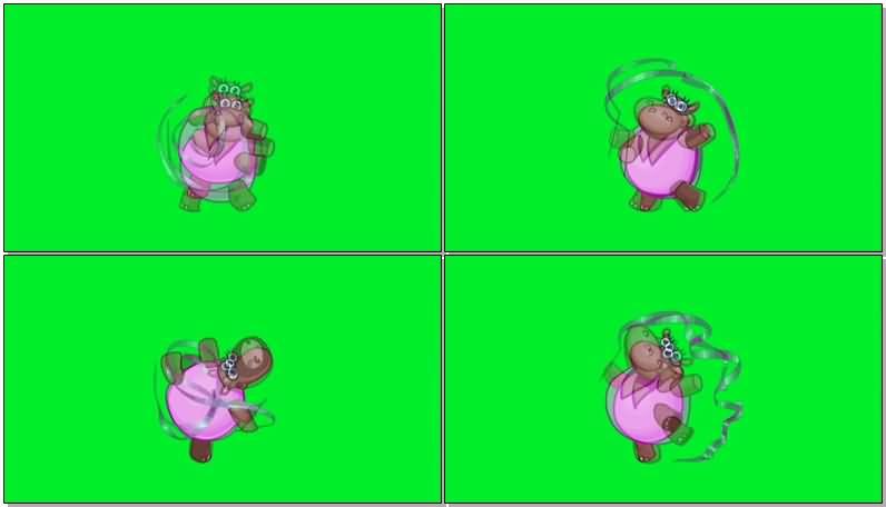 绿屏抠像跳体操的卡通河马.jpg