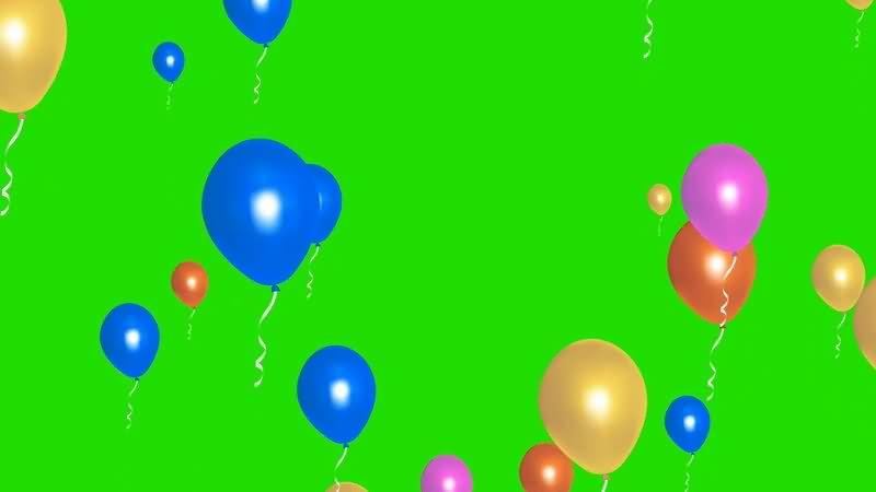 绿屏抠像上升的彩色气球.jpg
