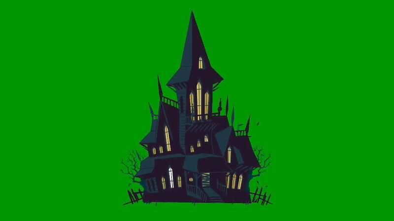 绿屏抠像卡通魔法城堡.jpg