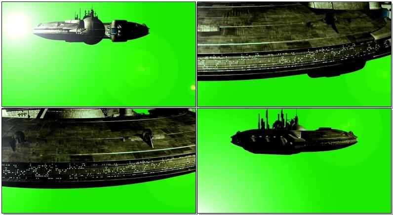 绿屏抠像大型UFO飞碟.jpg