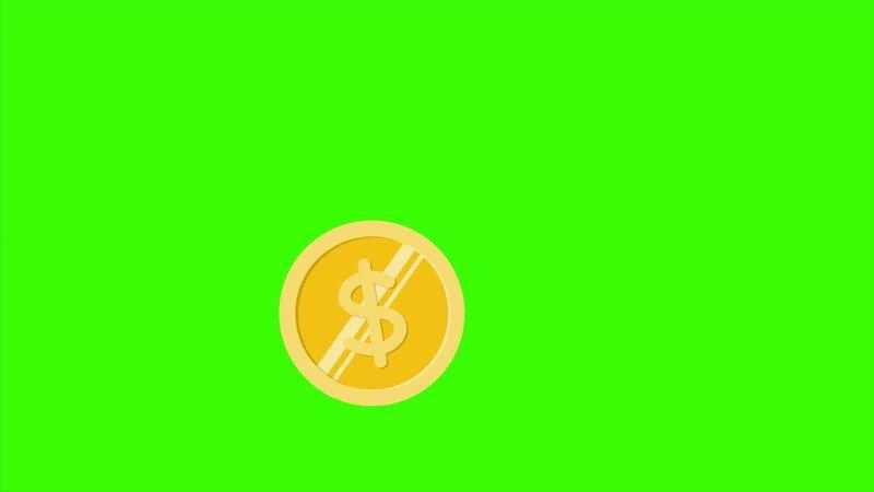 绿屏抠像金币钱币.jpg