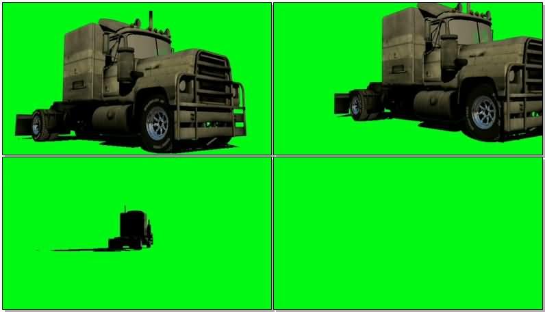 绿屏抠像大型运输车.jpg